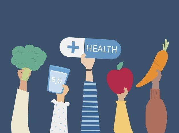從「乾柴烈火」的角度談新冠病毒肺炎疫病的防治及個人的健康促進